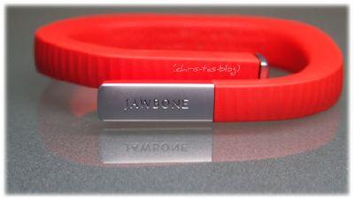 Jawbone Up24: nettes Gadget als Lifestyle-Armband | Chris-Ta´s Blog #gadgets #jawboneup24 #fitnessarmband