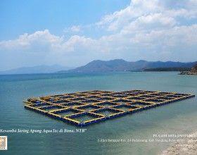AquaTec | Keramba Jaring Apung (KJA) HDPE AquaTec | Perusahaan terlengkap untuk peralatan kelautan dan perikanan buatan anak bangsa.