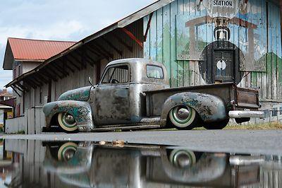 '50 Chevy 1500 shop truck