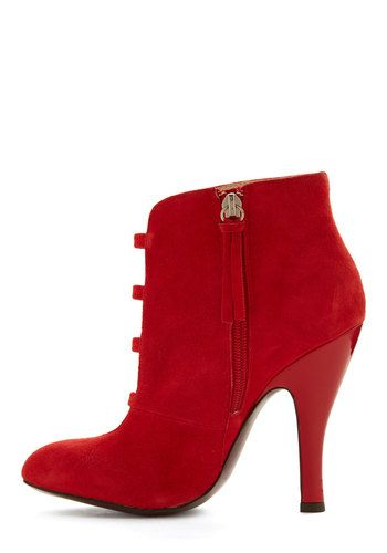 Winterberry Bright Heel, #ModCloth