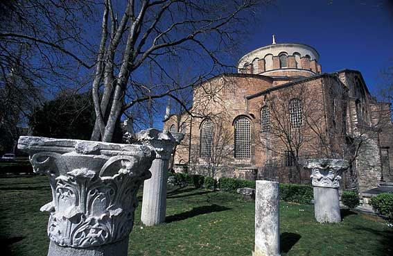 Topkapi Palace (Topkapi Sarayi) Museum Istanbul pictures. Turkey. Fotos de Estambul, Turquia. Istanbul, Palacio de Topkapi. Turkish. Reisen ...