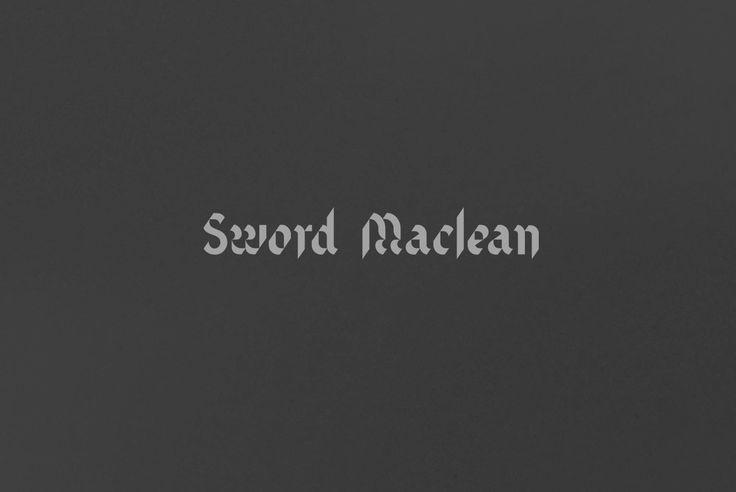 Freytag Anderson - Sword Maclean