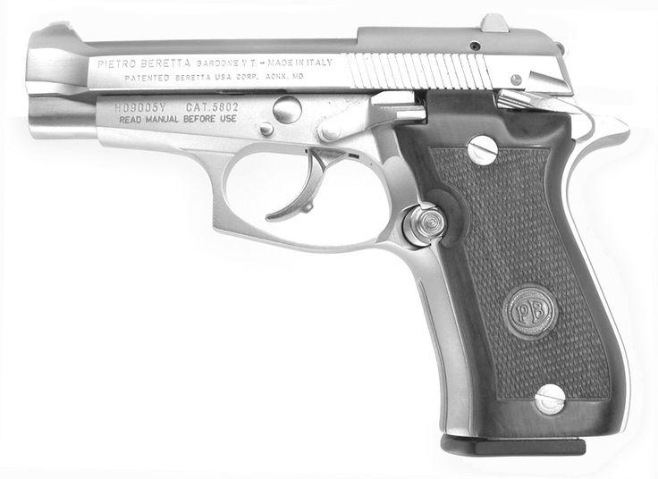 Beretta Cheetah 84 LS .380 ACP