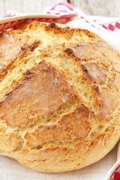Felejtsd el a dagasztást, kelesztést! Élesztő helyett szódabikarbónával készíts kenyeret! Kevesebb mint egy óra alatt asztalodon lehet, fris...