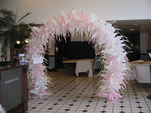 180 best theme wedding quinceanera images on pinterest balloon wedding arch o yeah junglespirit Images