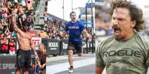 Rich Froning, Josh Bridges and Dan Bailey – 10 Crossfit Workouts from The Good Dudes