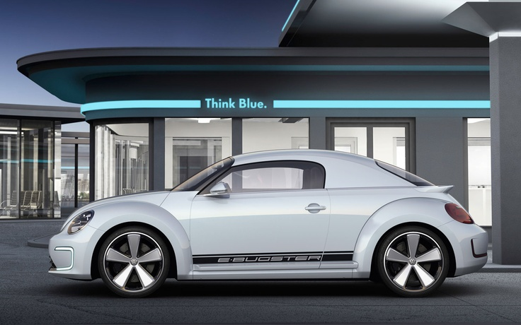 Volkswagen-E-Bugster-Left-Side Photo on February 8, 2012