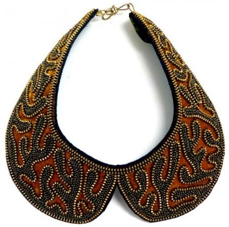 Bayou Peter Pan Collar Necklace