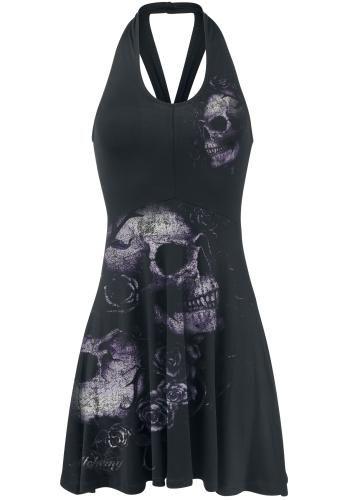 Dead Flowers Dress by Alchemy England ~ EMP