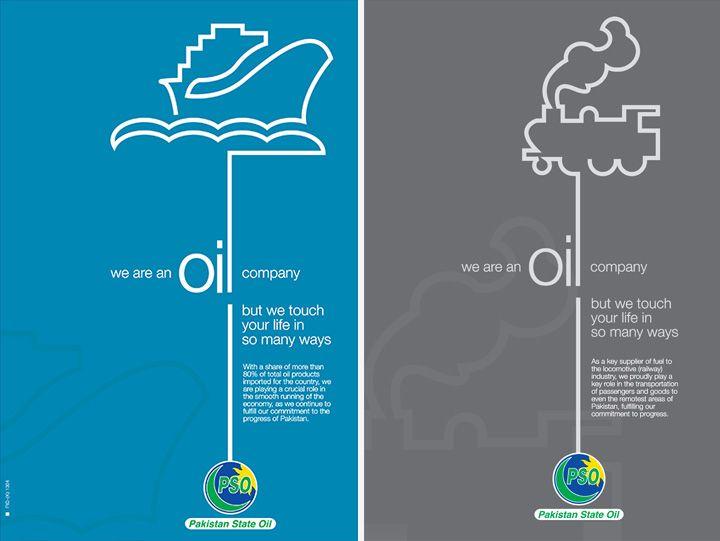 Pakistan State Oil campaign