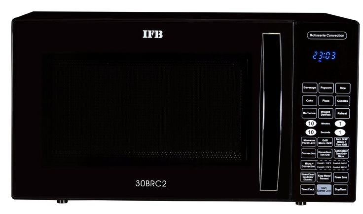 IFB 30BRC2 30-Litre Rotisserie Convection Microwave Oven (Black) - Best Home and Kitchen Store
