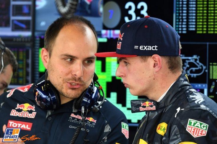 Max Verstappen, Formule 1 Grand Prix van Spanje 2016, Formule 1