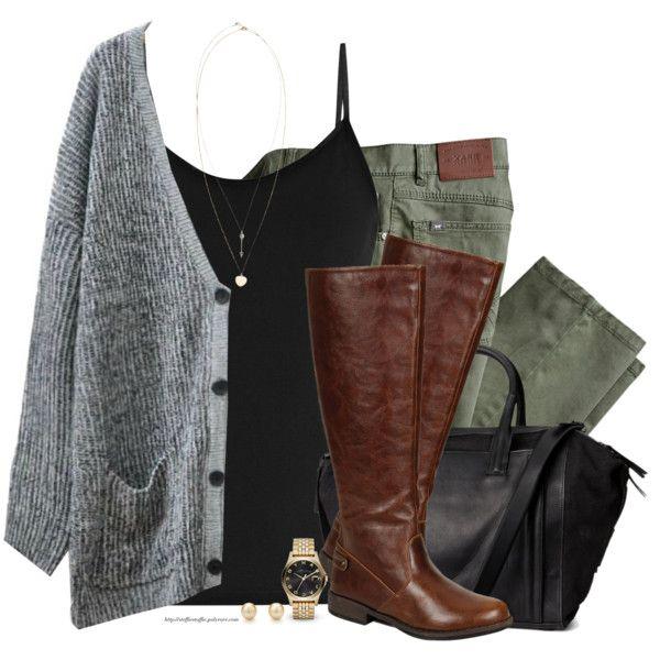 Gray, Black & Army green
