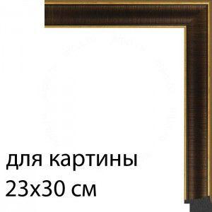 Modern Wenge Рамка для картины на картоне N145