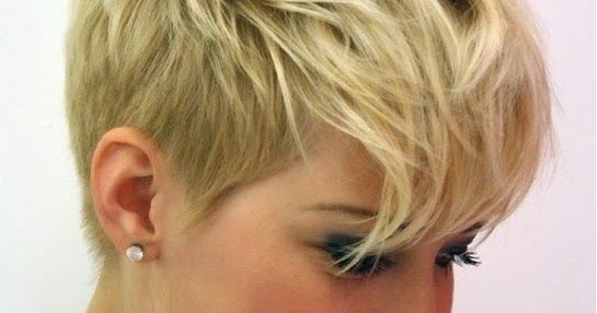1000+ Ideas About Very Short Hairstyles On Pinterest