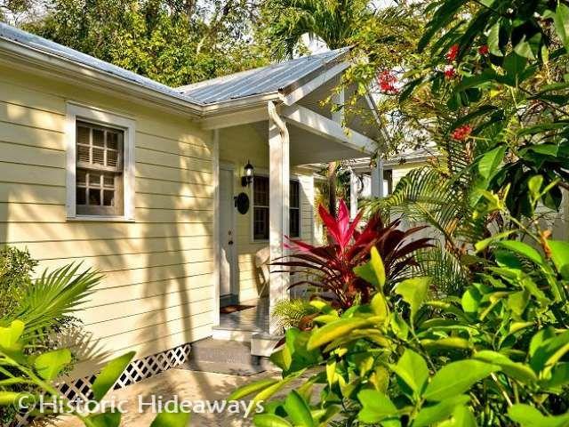 Key West Nightly ~ Weekly Rentals   Historic Hideaways