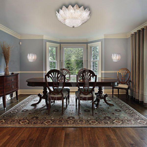 ΜΑΥΡΟΣ -- Classical dining room | ΜAVROS LIGHTING