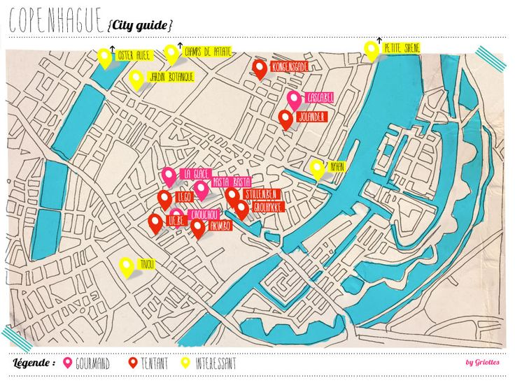 Copenhague City Guide | Griottes