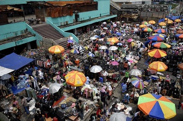 Pasar Senen - Jakarta - Indonesia