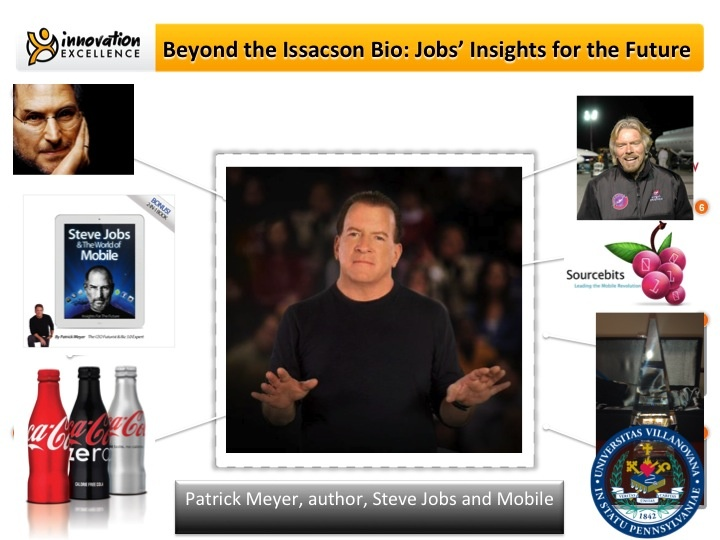 Beyond the Issacson Bio – Steve Jobs' Future Insights
