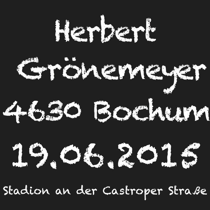 Häbät kommt! Ankündigung Grönemeyer Konzert