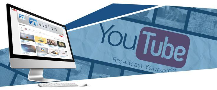 YouTube Advertise - sunteți taxat doar atunci când #reclama este vizualizată, astfel nu epuizați bugetul pentru #reclame difuzate către un #public neinteresat de #oferta dvs.  Implementăm campanii de #promovare prin #YouTube http://www.21vision.ro/youtube-advertise/