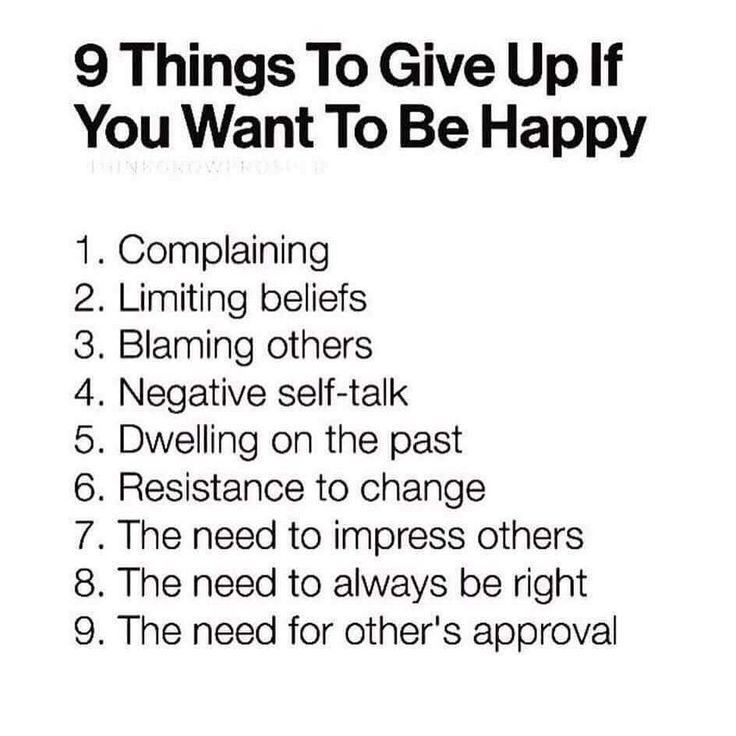 "27.6k Likes, 544 Comments - Tony Robbins (@tonyrobbins) on Instagram: ""9 things to give up if you want to be happy..."""
