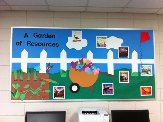 A Garden Of Resources Spring Bulletin