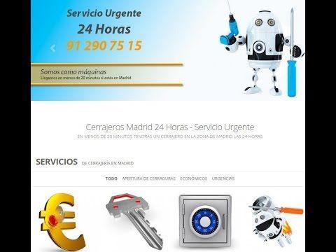 #Cerrajeros Económicos en Madrid     Cerrajería 24 horas Madrid http://cerrajeros20.com