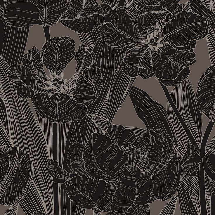 Jolie darkbrown by Tanja Orsjoki - Wallpapers / Tapetit