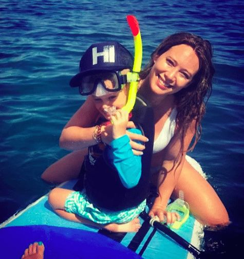 """Hilary Duff: """"These Are The Days I Will Never Forget"""" - http://celebritybabyscoop.com/2017/09/01/hilary-duff-these-are-the-days-i-will-never-forget?utm_source=Pinterest&utm_medium=Social #CelebrityKid #CelebrityMom #FunintheSun #HilaryDuff #LizzieMcGuire #LucaComrie #Lucacruzcomrie #MikeComrie"""