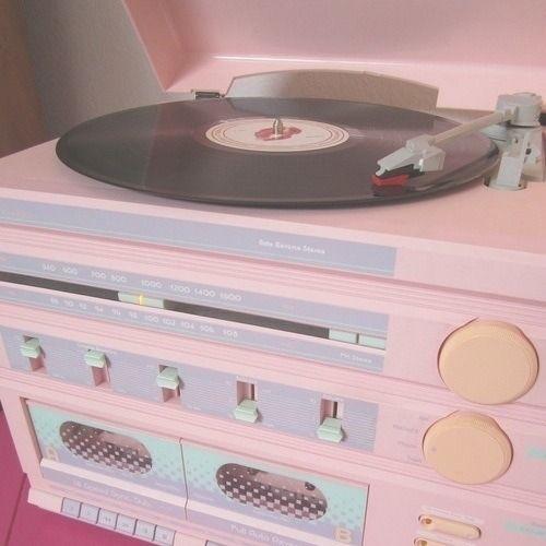 Untitled Aesthetic Pastel Music Tumblr Pink Retro