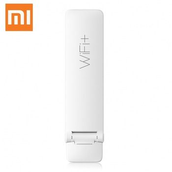 Original English Version Xiaomi Mi WiFi Repeater 300M Amplifier 2 Expander Portable Light Weight Wifi Extender for Mi Router  Price: 9.03 USD