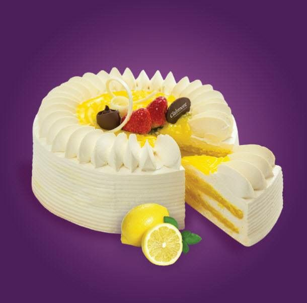 Promo lemon cheese bulan april uk 18cm normal price Rp. 165.000 harga promo Rp. 115.000