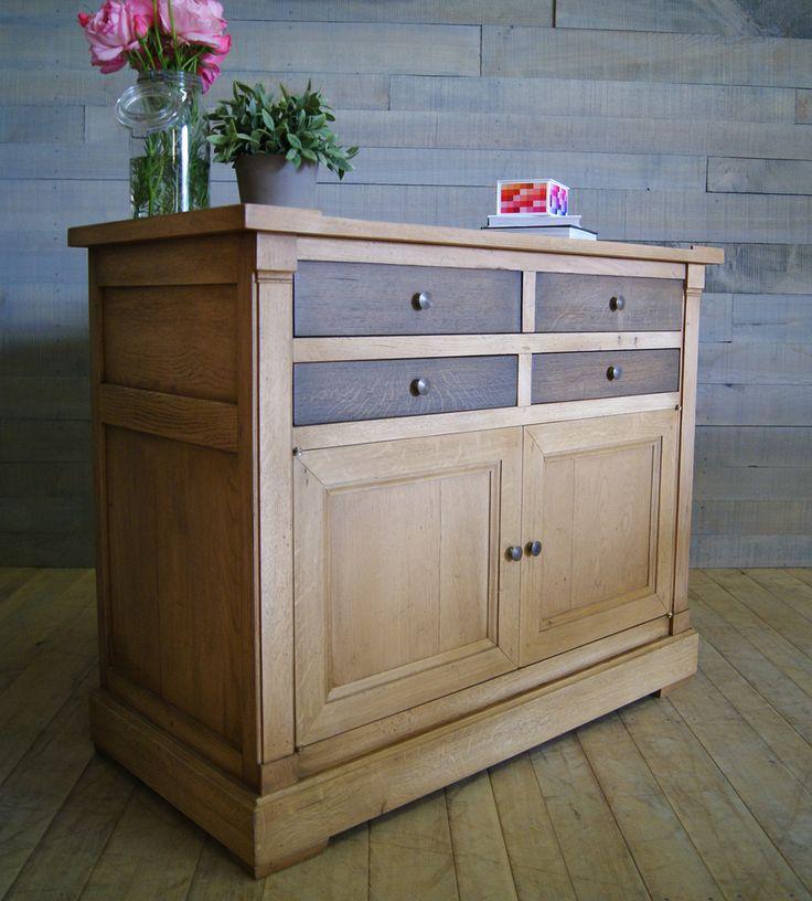 Le meuble TV par Les Ateliers de la Billardière à voir sur www.labillardiere.fr