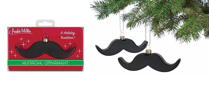 Movember Moustache Ornament - Tax Included for only $10!