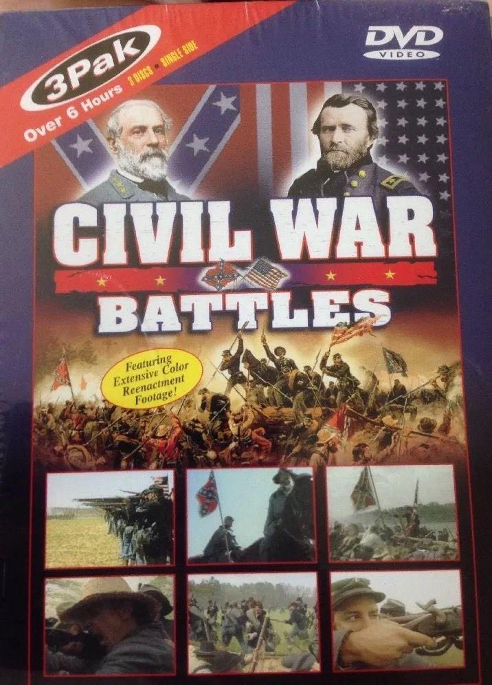 Civil War Battles 3 DVD Set Union Restored Swift Sword House Divided History 11301625939 | eBay