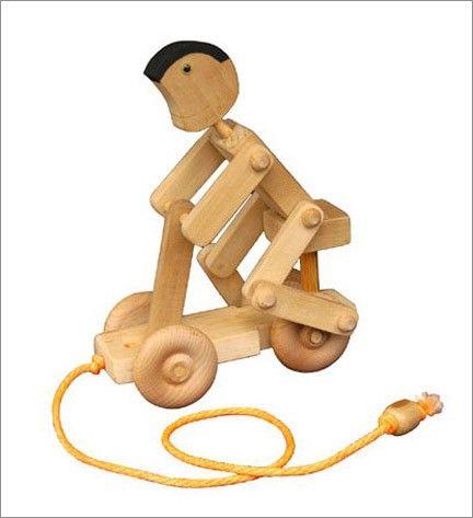 Lobzik - Rompecabezas - Juguetes de madera - Internet - para ayudar. - Noticias