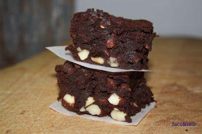 Gezond leven van Jacoline: Glutenvrije Brownies