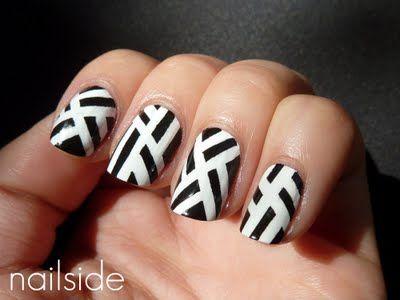 Nailside: White