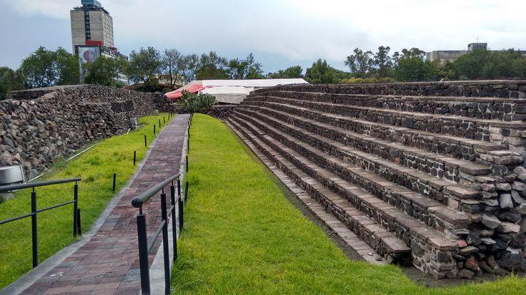 Zona Arqueológica de Tlatelolco