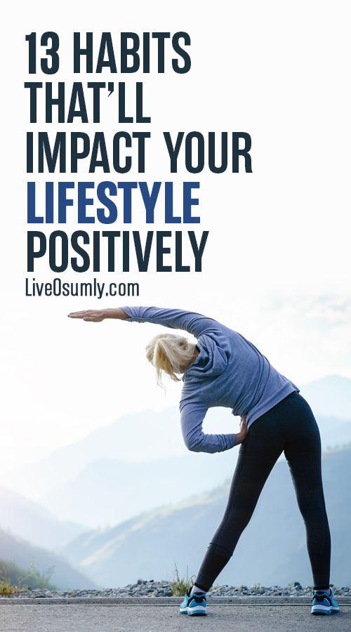 Tipps für einen gesunden Lebensstil: Befolgen Sie diese 13 gesunden Gewohnheiten ab diesem Moment und wir p …   – Health and wellness