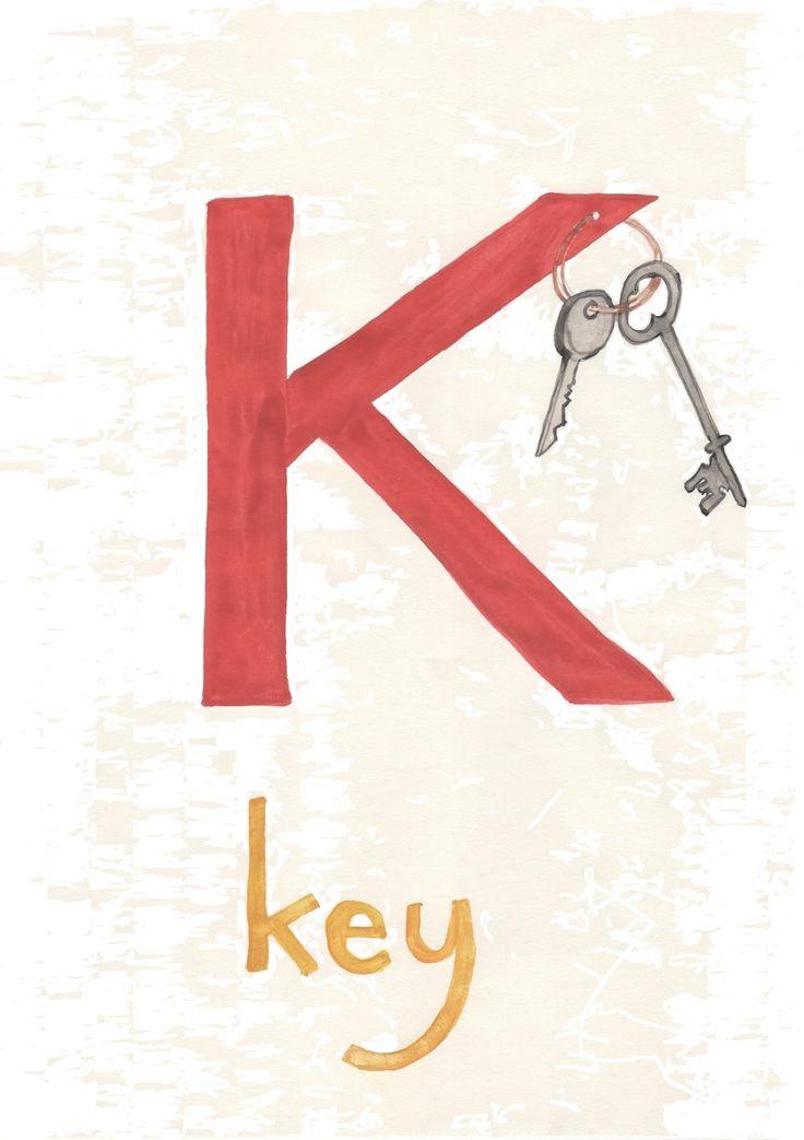 ABC-poszter kenyai iskolásoknak