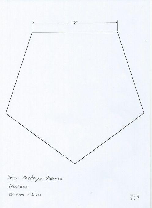Tegning af yderskærmen