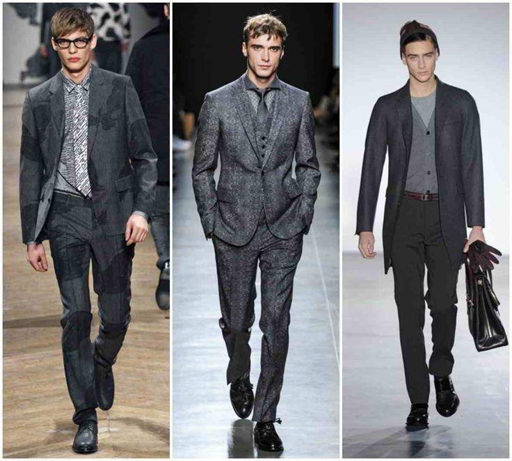 European Mens Fashion Style