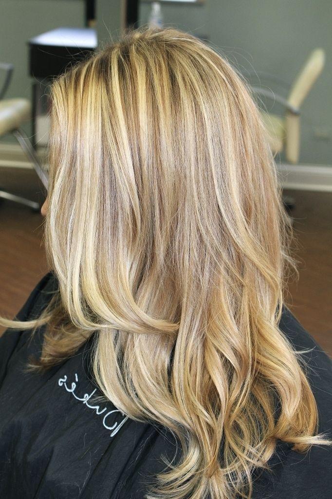 Blonde highlight pics — pic 4