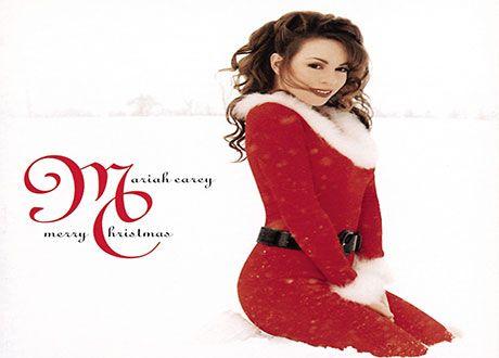 Get a FREE Download of Mariah Carey's Merry Christmas Album!