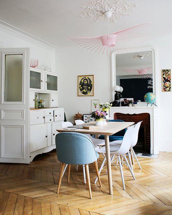 Lisa's happy Parisien home   my scandinavian home   Bloglovin'