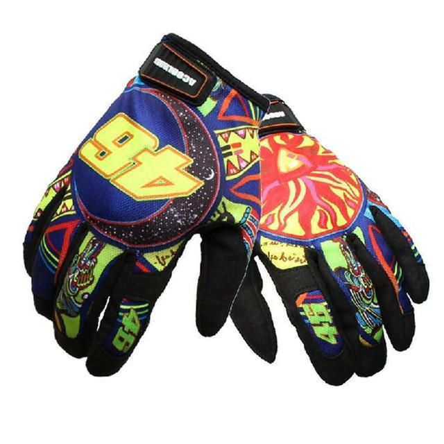 Motocross Off Road Racing Glove- Motorbike/Bicycle Protective Gloves