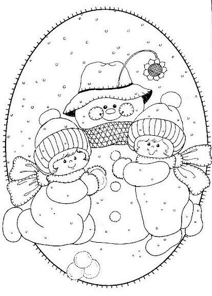 94 best Snowman and Santa coloring pages images on Pinterest - new simple nativity scene coloring pages